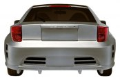 Duraflex® - GT300 Style Wide Body Rear Bumper Cover