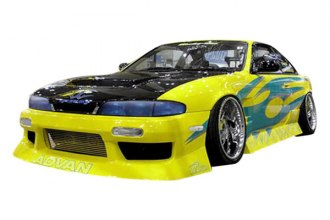 Duraflex® 104627 - Type U Body Kit
