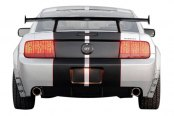 Duraflex® - GT500 Style Wide Body Rear Bumper Cover