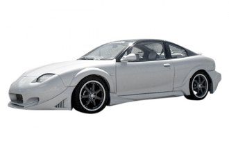 Duraflex® - Millenium Widebody Rear Fenders