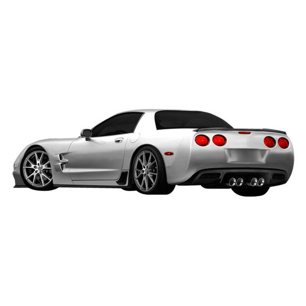 Duraflex® - ZR Edition Style Rear Bumper Cover