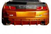 Duraflex® - Hot Wheels Wide Body Rear Bumper Cover