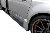 Duraflex® - AM-S Style Wide Body Side Skirts