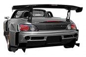 Duraflex® - AMS Widebody Rear Bumper