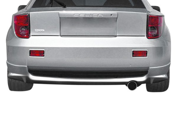 Duraflex® - RM Design Rear Lip Spoiler