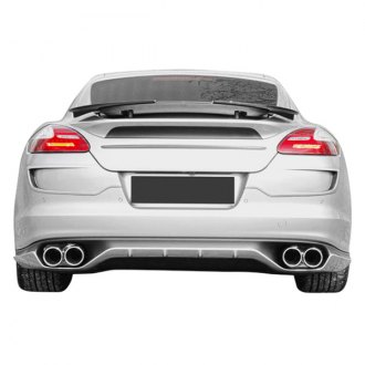Duraflex® - Eros Version 1 Rear Lip Spoiler