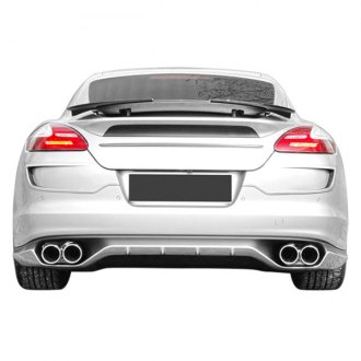 Duraflex® - Eros Version 1 Rear Bumper Scoop