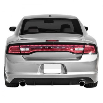 Duraflex® - SRT Style Rear Bumper Cover