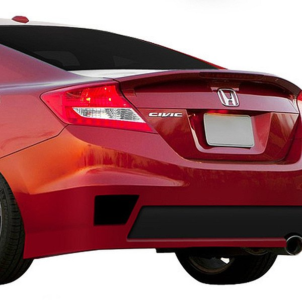 Duraflex® - Bisimoto Edition Rear Bumper Cover
