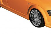 Duraflex® - GT-S Style Side Skirts