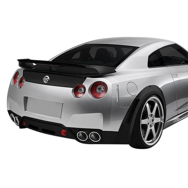 Duraflex® - Eros Version 1 Rear Bumper Cover