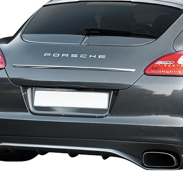 Duraflex® - Eros Version 3 Rear Bumper