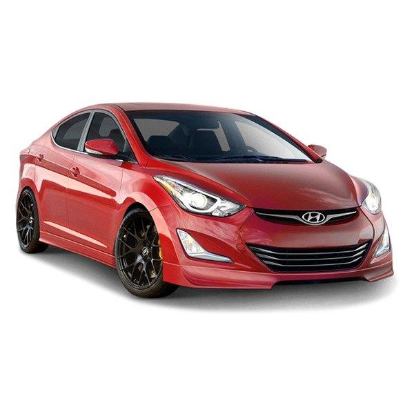 Hyundai Elantra 2012 Model >> Duraflex® - Hyundai Elantra GLS / Limited 2013-2016 Racer Style Body Kit