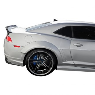 Duraflex® - GT Concept Wide Body Rear Fender Flares