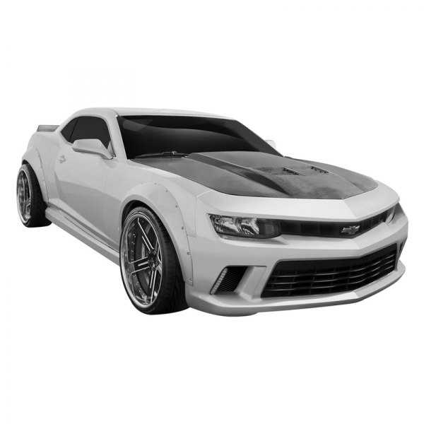 Duraflex® - GT Concept Wide Body Kit