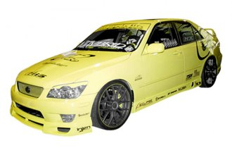 Duraflex® - V-Speed Style Body Kit
