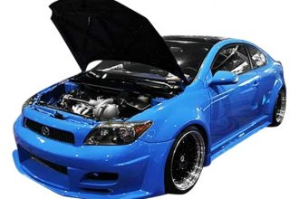 Duraflex® 110989 - Touring Style Wide Body Kit
