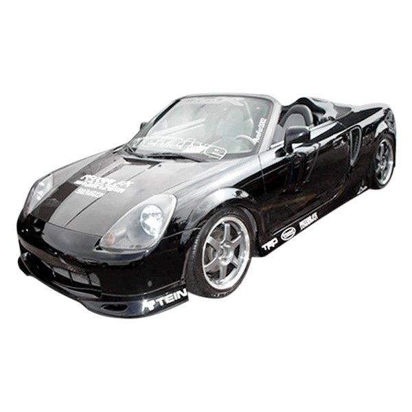 Duraflex 111073 toyota mr2 2000 2002 td3000 style body kit for Mr2 spyder interior accessories