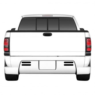 Duraflex® - BT-1 Style Rear Bumper Cover (Unpainted)