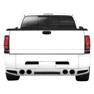 Duraflex® - BT-2 Style Rear Bumper Cover (Unpainted)