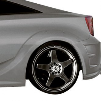 Duraflex® - GT300 Style Wide Body Rear Fenders