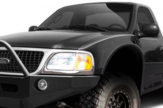 "Duraflex® - 4.5"" Off Road Bulge Front Fenders"