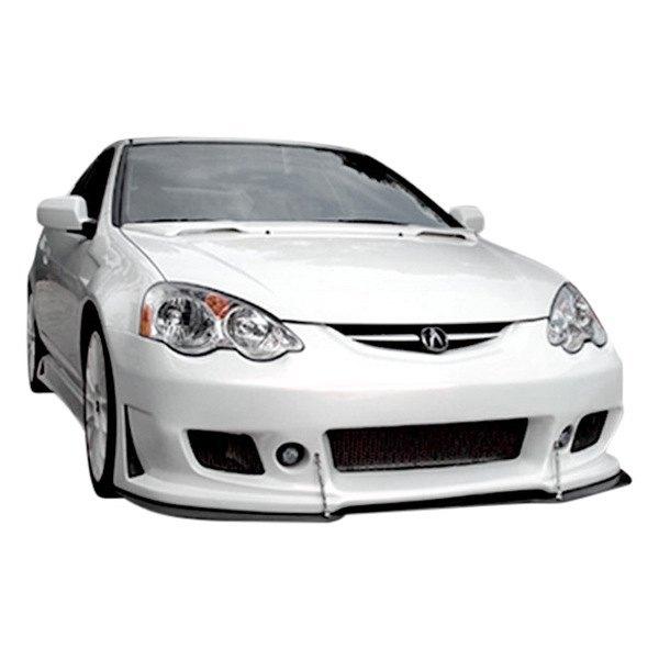 Duraflex Acura RSX B Style Fiberglass Front And Rear - Acura rsx bumper