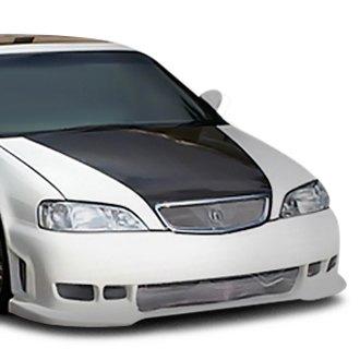 Acura TL Custom Bumpers Valances CARiDcom - Acura tl bumper