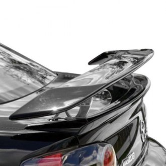 Duraflex® - M-1 Speed Style Fiberglass Rear Wing (Unpainted)