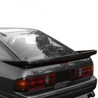 1988 Mazda RX-7 Spoilers | Custom, Factory, Lip & Wing Spoilers