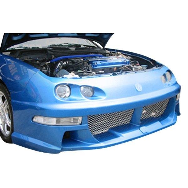 Duraflex Acura Integra Xtreme Style Fiberglass Front And - Acura integra rear bumper