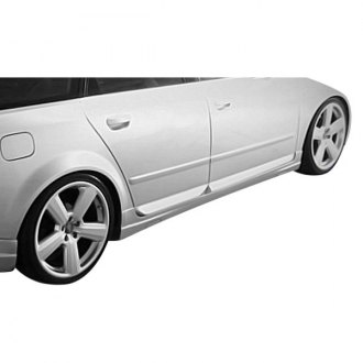 Duraflex® - OTG Style Fiberglass Side Skirt Rocker Panels (Unpainted)