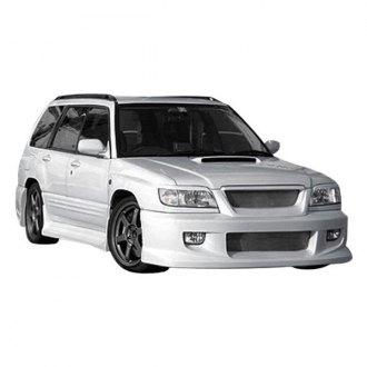 2001 Subaru Forester Body Kits Ground Effects Carid Com