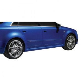 Duraflex® - DTM Style Fiberglass Side Skirt Rocker Panels (Unpainted)
