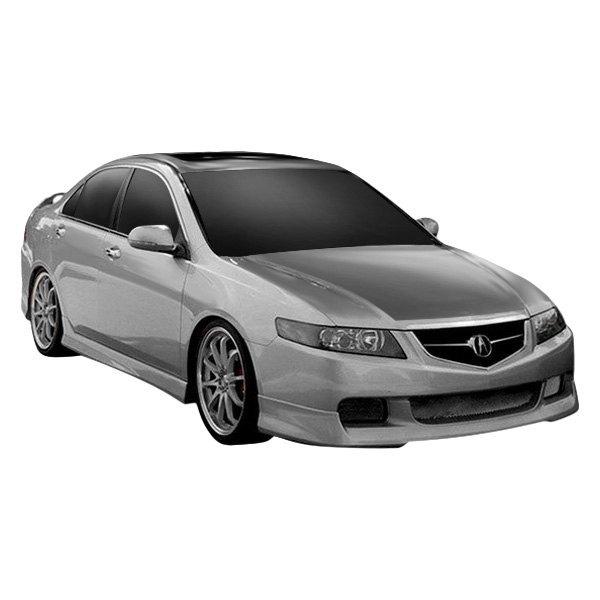 Acura TSX 2004 J-Spec Style Fiberglass Body Kit