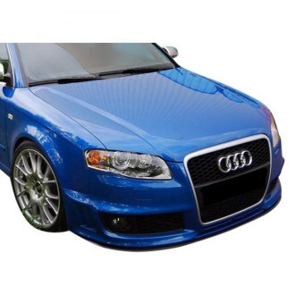 Duraflex® - RS4 Style Fiberglass Wide Body Front and Rear Bumper Covers (Unpainted)