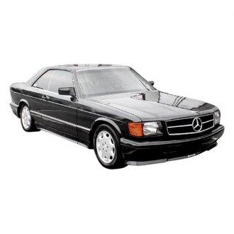 1987 Mercedes S Class Body Kits & Ground Effects – CARiD com