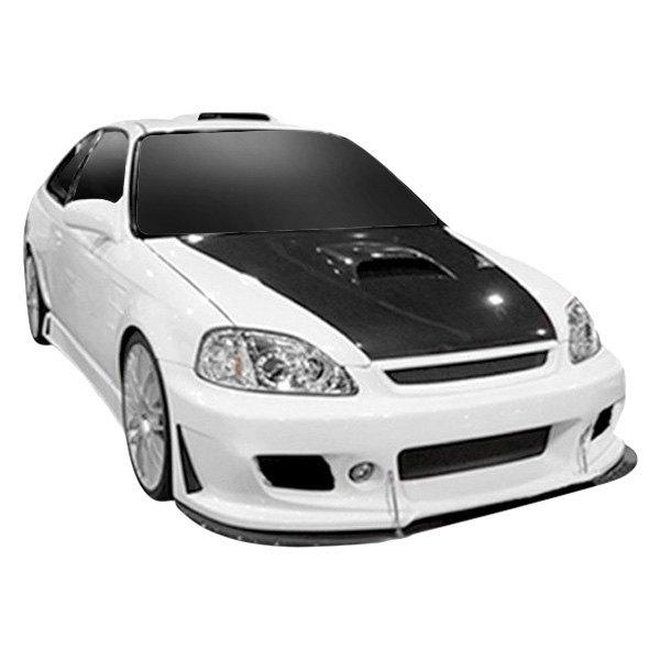 2000 honda civic sedan body kit