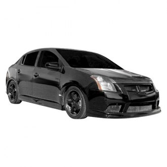 2012 Nissan Sentra Body Kits & Ground Effects – CARiD com