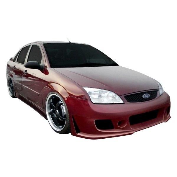 Ford Focus Body Kit >> Duraflex B 2 Style Fiberglass Body Kit Unpainted
