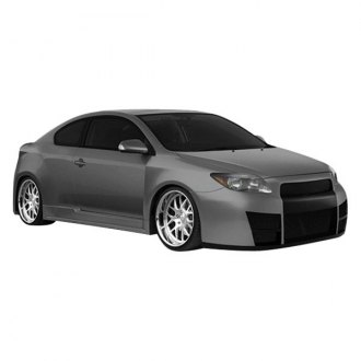 Duraflex® - Atlas Style Fiberglass Wide Body Kit (Unpainted)