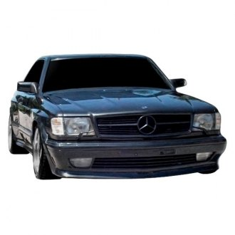 Duraflex® - AMG Style Fiberglass Wide Body Front and Rear Bumper Covers (Unpainted)
