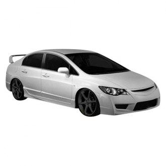 Duraflex®   Type R Front End Conversion Style Fiberglass Conversion Body  Kit (Unpainted)