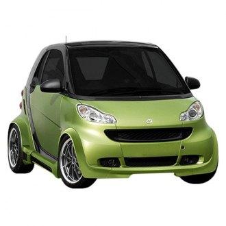 Smart Car Kits >> Smart Car Full Body Kits Carbon Fiber Urethane Fiberglass