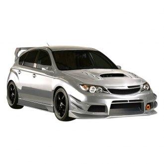 2014 Subaru WRX Body Kits & Ground Effects – CARiD com
