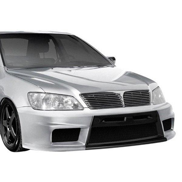 2002 mitsubishi lancer oz rally front bumper