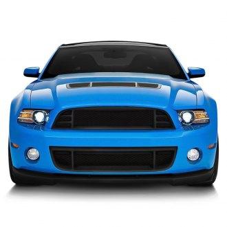 2013 Mustang Front Bumper >> 2013 Ford Mustang Custom Bumpers Valances Carid Com