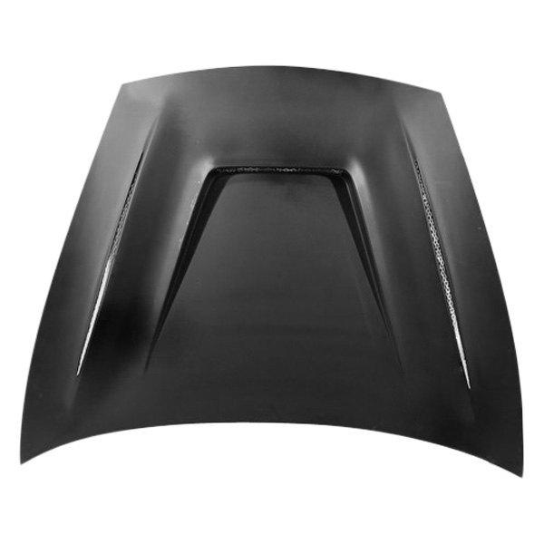 Duraflex® 108583 - Eros Version 2 Style Fiberglass Hood (Unpainted)