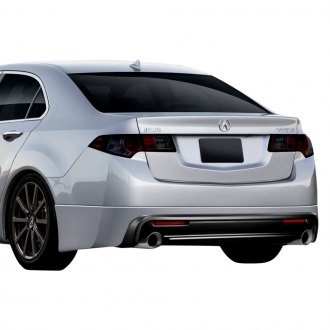 Duraflex® - Type M Style Fiberglass Rear Bumper Lip Under Air Dam Spoiler (Unpainted)