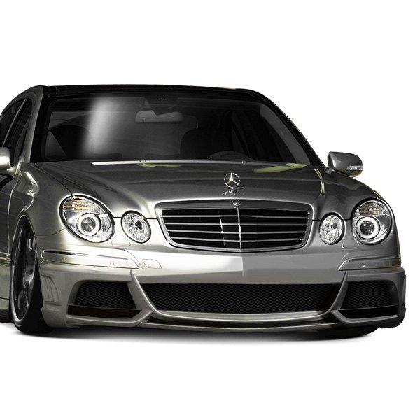2007 Mercedes Benz Gl Class Exterior: Mercedes E Class 2007 W-1 Style Fiberglass